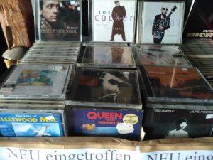 CDs - über 1000 CDs im Sortiment Best Music Schallplattenladen Twiste