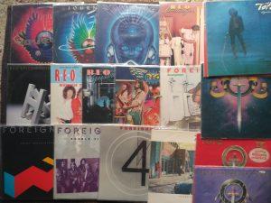 AOR, MOR, College Radio Music bei Best Music Schallplattenladen Twiste / Nordhessen