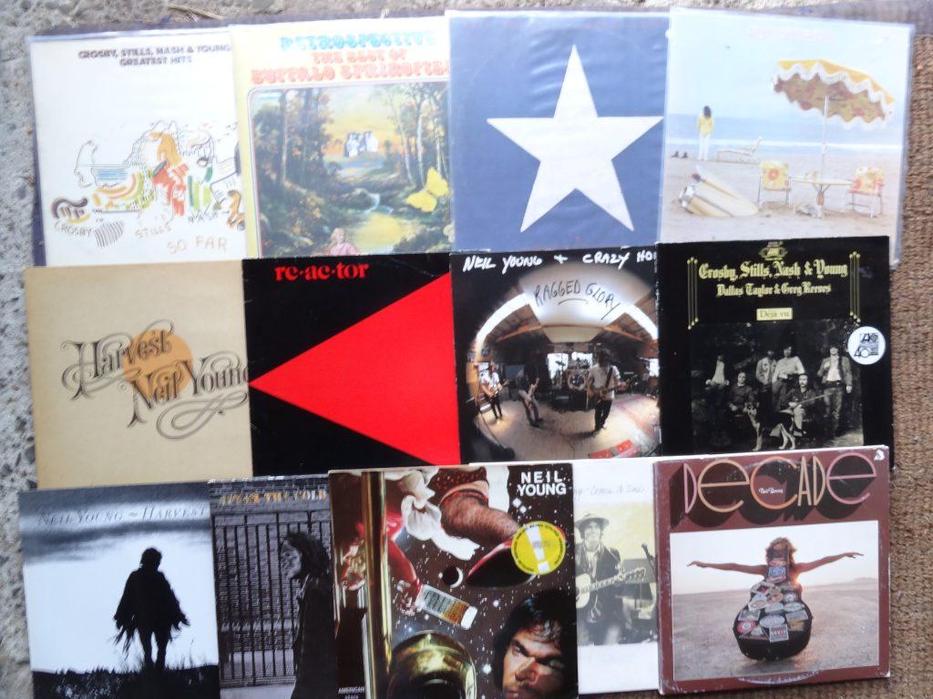 Neil Young Crosby Stills Nash and Young Vinyl Neu eingetroffen Best Music Schallplattenladen Twistetal / Nordhessen