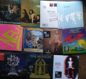 Neues Vinyl Reissue z.B. FREE bei Best Music Schallplatten Twistetal-Twiste