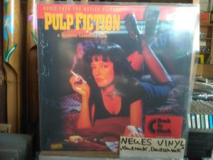 Pulp Fiction Soundtrack Vinyl bei Best Music Schallplatten Twistetal - Twiste Nähe Korbach / Kreis Waldeck - Frankenberg
