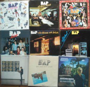BAP Wolfgang Niedecken Vinyl LPs Best Music Schallplattenladen Twiste Nordhessen Nähe Korbah Edersee Twistesee Diemelsee