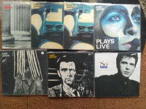 Peter Gabriel Vinyl 2nd Hand Best Music Schallplattenladen Twiste Nähe Korbach