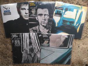 Peter Gabriel Vinyl  Neu remastered Best Music Schallplattenladen Twiste Twistetal