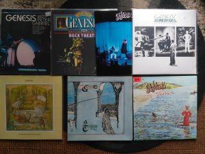 Peter Gabriel mit Genesis Vinyl 2nd Hand Best Music Schallplattenladen Twiste Nähe Edersee